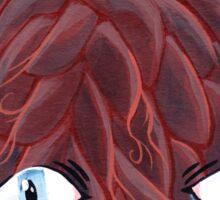 Roots Eye View Sticker