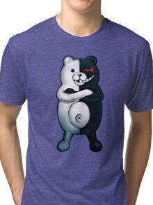 Monokuma - Danganronpa  Tri-blend T-Shirt