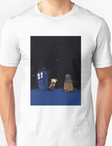 Tardis Doctor Who - Dalek T-Shirt