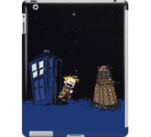 Tardis Doctor Who - Dalek iPad Case/Skin