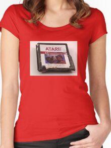 ATARI E.T. Women's Fitted Scoop T-Shirt