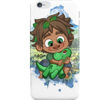 Modern Good Dino iPhone Case/Skin