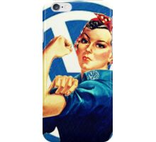 Vw Rosie ( We can do it) iPhone Case/Skin