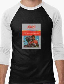 ET Atari Box Men's Baseball ¾ T-Shirt