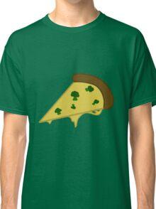 Broccoli Pizza Classic T-Shirt