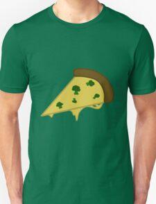 Broccoli Pizza Unisex T-Shirt