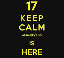 Keep calm aubameyang is here Unisex T-Shirt