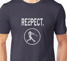 Derek Jeter Respect Unisex T-Shirt