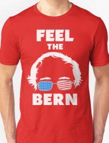 Bernie Shirts and Fundraising Gear - FEEL THE BERN Unisex T-Shirt