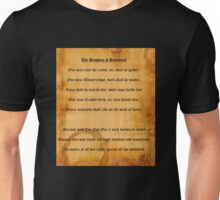The Prophecy of Dyandetes Unisex T-Shirt