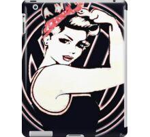 VW Retro Rosie iPad Case/Skin