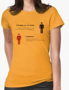 Daredevil Costumes Womens Fitted T-Shirt
