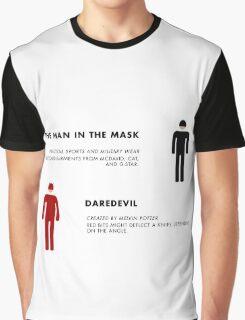 Daredevil Costumes Graphic T-Shirt