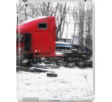 Across the Street - Rural America  iPad Case/Skin