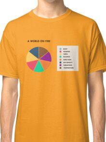A World On Fire Classic T-Shirt