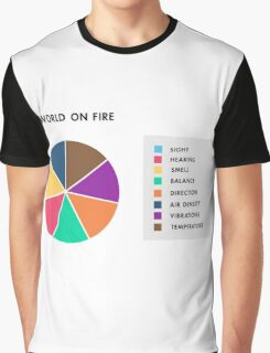 A World On Fire Graphic T-Shirt