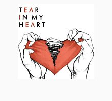 Twenty One Pilots Tear in my Heart T-Shirt