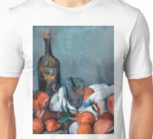 1898 - Paul Cezanne - Still Life with Onions Unisex T-Shirt