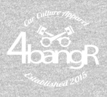4bangR Classic Logo One Piece - Long Sleeve