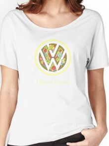 The Flower Power Women's Relaxed Fit T-Shirt