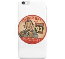 Coasters Beer 2 iPhone Case/Skin