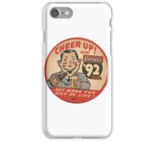 Coasters Beer 2 iPhone Case/Skin