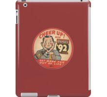 Coasters Beer 2 iPad Case/Skin