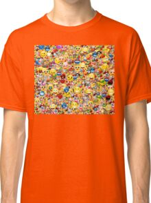 emoji Classic T-Shirt