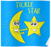 Tickle Star! Poster