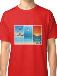 Pelican balloon graphic Classic T-Shirt