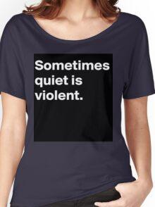 Twenty One Pilots Car Radio Women's Relaxed Fit T-Shirt