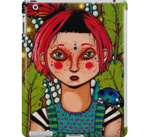 Will-o'-the-Wisp iPad Case/Skin