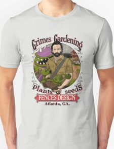 Grimes Gardening. Unisex T-Shirt