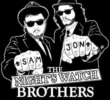 The Night's Watch Brothers. by J.C. Maziu