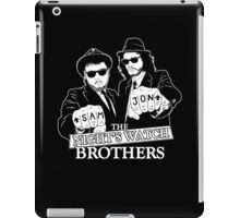 The Night's Watch Brothers. iPad Case/Skin