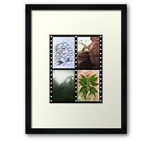 Cryptozoology, Cryptids and Forteana Series 3 Framed Print