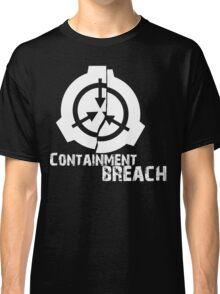 SCP Breach Classic T-Shirt
