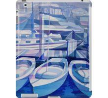 Blue Marina iPad Case/Skin
