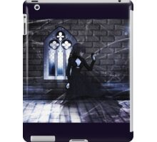 Haunted Interior and Ghost iPad Case/Skin