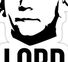 Dewey Malcolm in The Middle Lord of Destruction Sticker