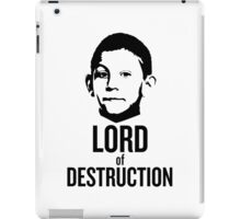 Dewey Malcolm in The Middle Lord of Destruction iPad Case/Skin