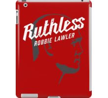 Ruthless Robbie Lawler iPad Case/Skin