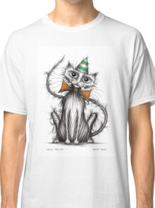 Colin the cat Classic T-Shirt