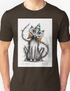 Colin the cat Unisex T-Shirt