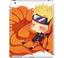 narutoandninetail iPad Case/Skin