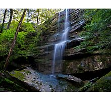 McConnell's Mill Waterfall Photographic Print