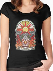 Church of the Sun Women's Fitted Scoop T-Shirt