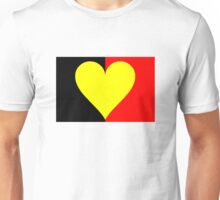 Pray for Brussels Unisex T-Shirt