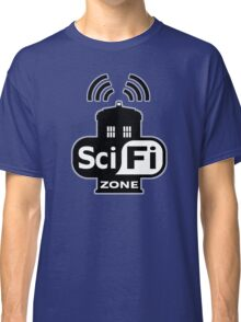 Sci-Fi Zone 2 Classic T-Shirt