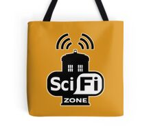 Sci-Fi Zone 2 Tote Bag